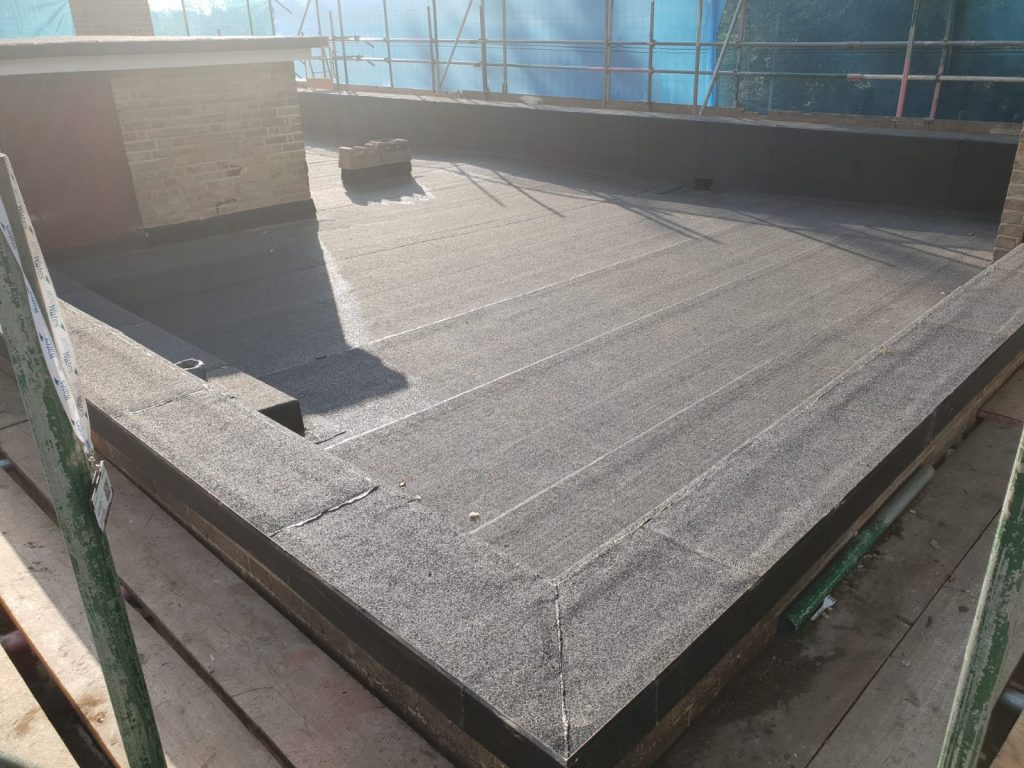 Flat Roofing Specialist Contractor